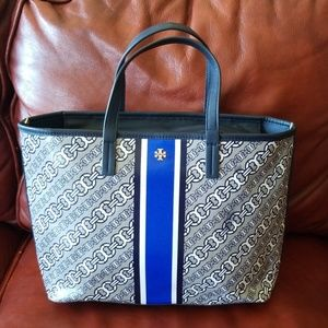 Tory Burch chain link tote